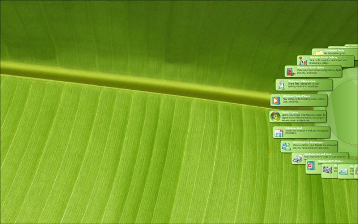 Gizmo Toolbar, una alternativa a la barra de herramientas de Windows Gallery10-shot