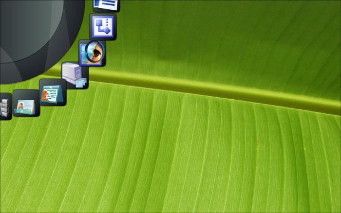 Gizmo Toolbar, una alternativa a la barra de herramientas de Windows Gallery14-shot